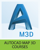 AutoCAD Map 3D Courses