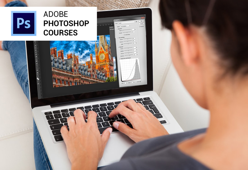 Adobe Photoshop Courses Sussex